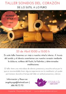 SONIDOS DEL CORAZON- DE LO SUTIL A LO PURO (5)